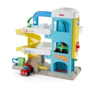 Fisher-Price garage