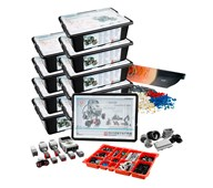 LEGO® MINDSTORMS® Education EV3 Stort skolpaket, 10+1 fp