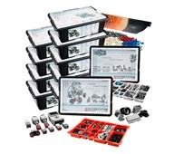 LEGO® MINDSTORMS® Education EV3 Stort skolpaket PLUS, 10+1+10 fp