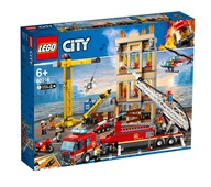 LEGO City Brandkåren i centrum