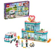 LEGO Friends Heartlake Citys sjukhus