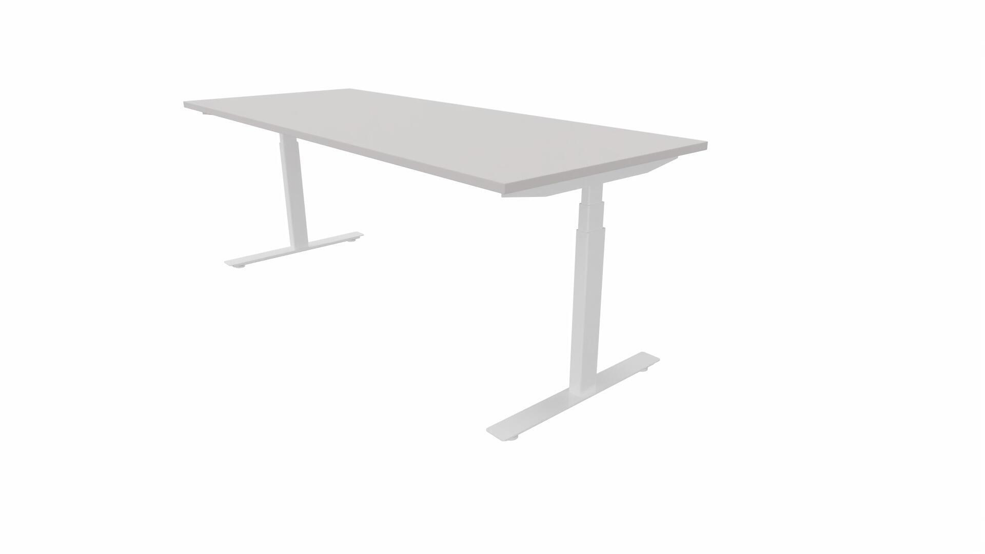 Skrivbord Office 200x80 cm Lekolar