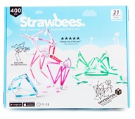 Strawbees 400 Inventor kit