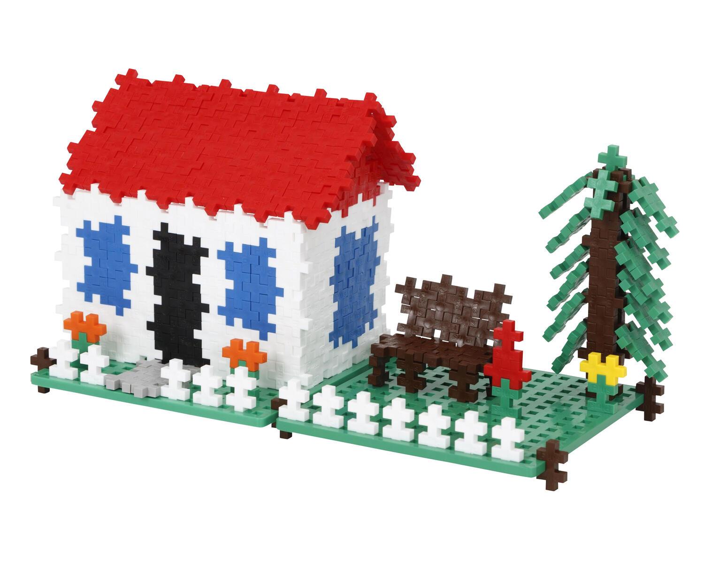 plus plus mini med byggplattor lekolar sverige. Black Bedroom Furniture Sets. Home Design Ideas
