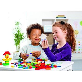 LEGO® Education Jätteset basklossar