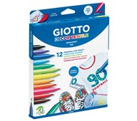 Textilfiberpennor GIOTTO