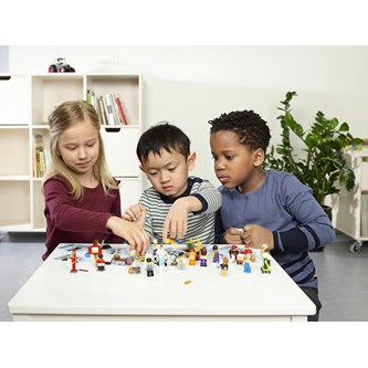 LEGO® Education Vår omvärld figurset