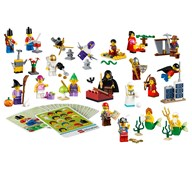 LEGO® Education Fantasi minifigurset