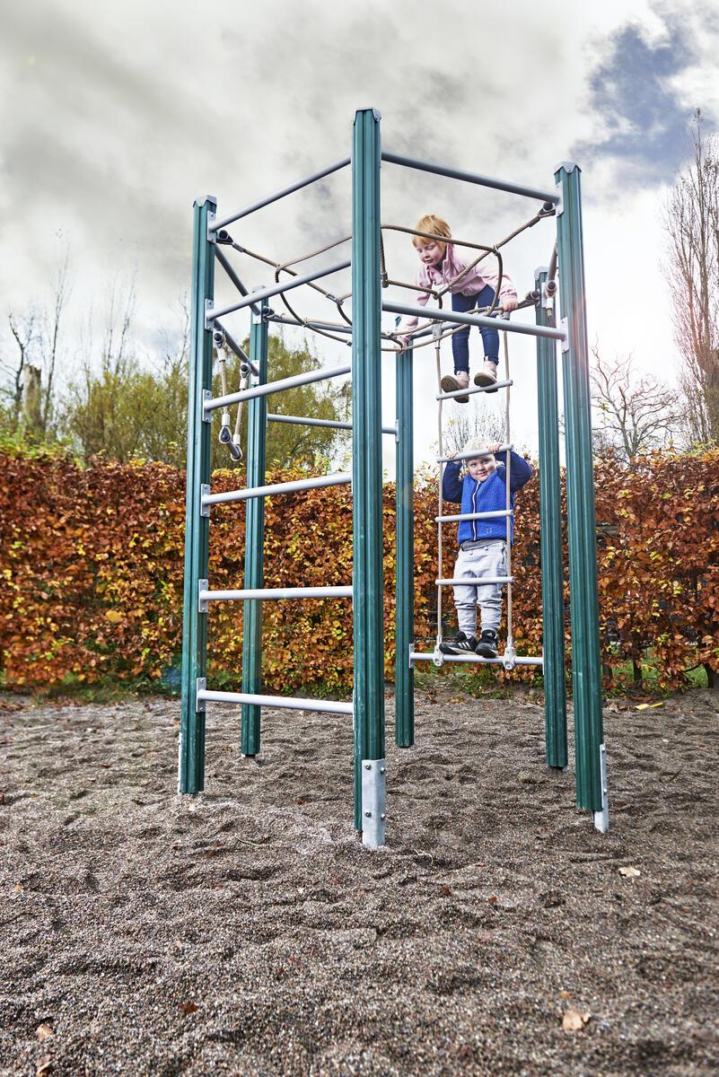 Omnia klätterställning hexagon Omnia klätterställning ... db927cab2061c
