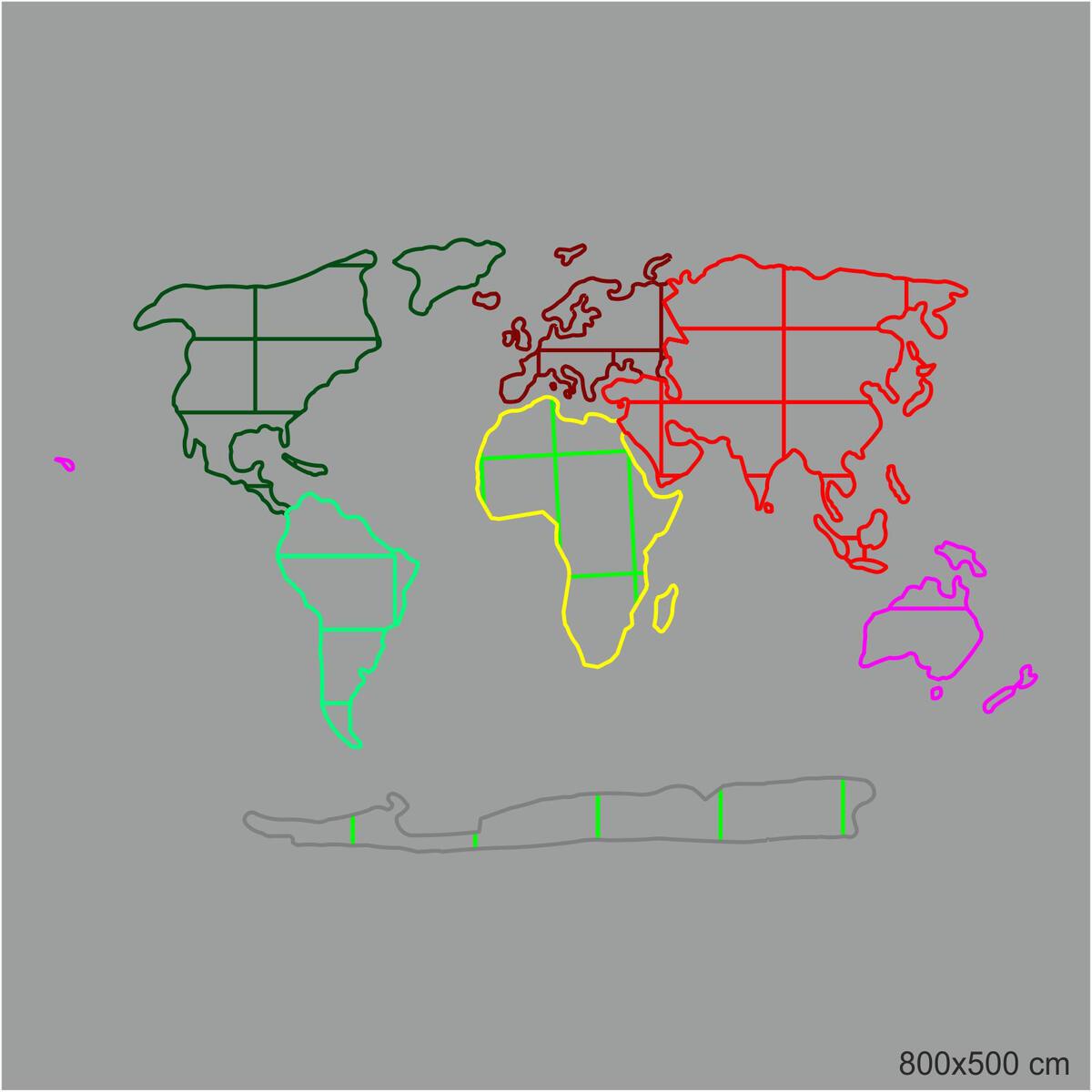 Världskarta - Lekolar Sverige 743a417403abd