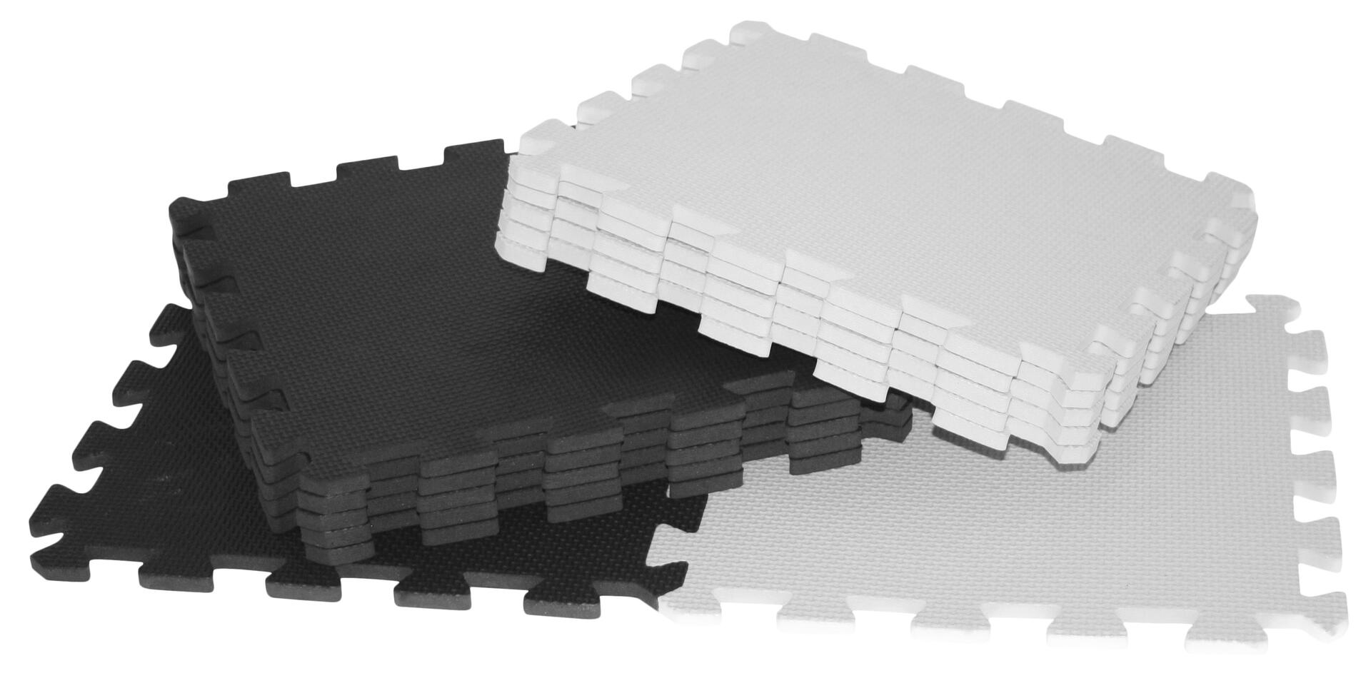 Pusselmatta svart vit - Lekolar Sverige c609602edbc85